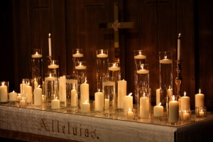 Altar candles