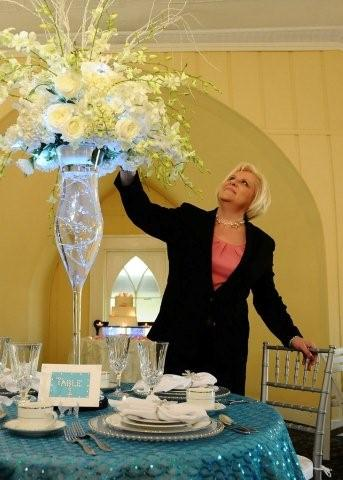 Pam Archer, President Pamela's Exclusive Floral & Event Design