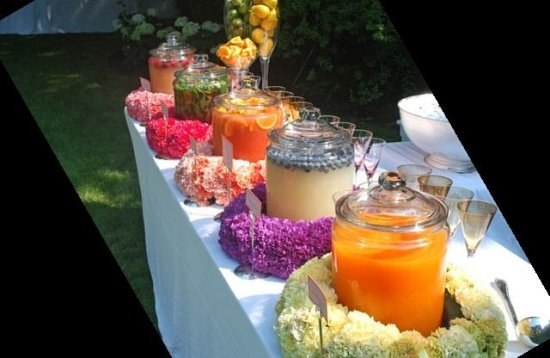 Summer weddings are hot i do weddings Good fruity drinks to get at a bar