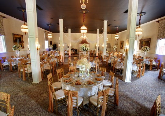 The Ballroom at The Martha Washington Inn