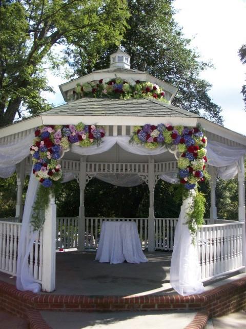 Outside Gazebo Wedding Decoration Ideas : Wedding centerpieces i do weddings